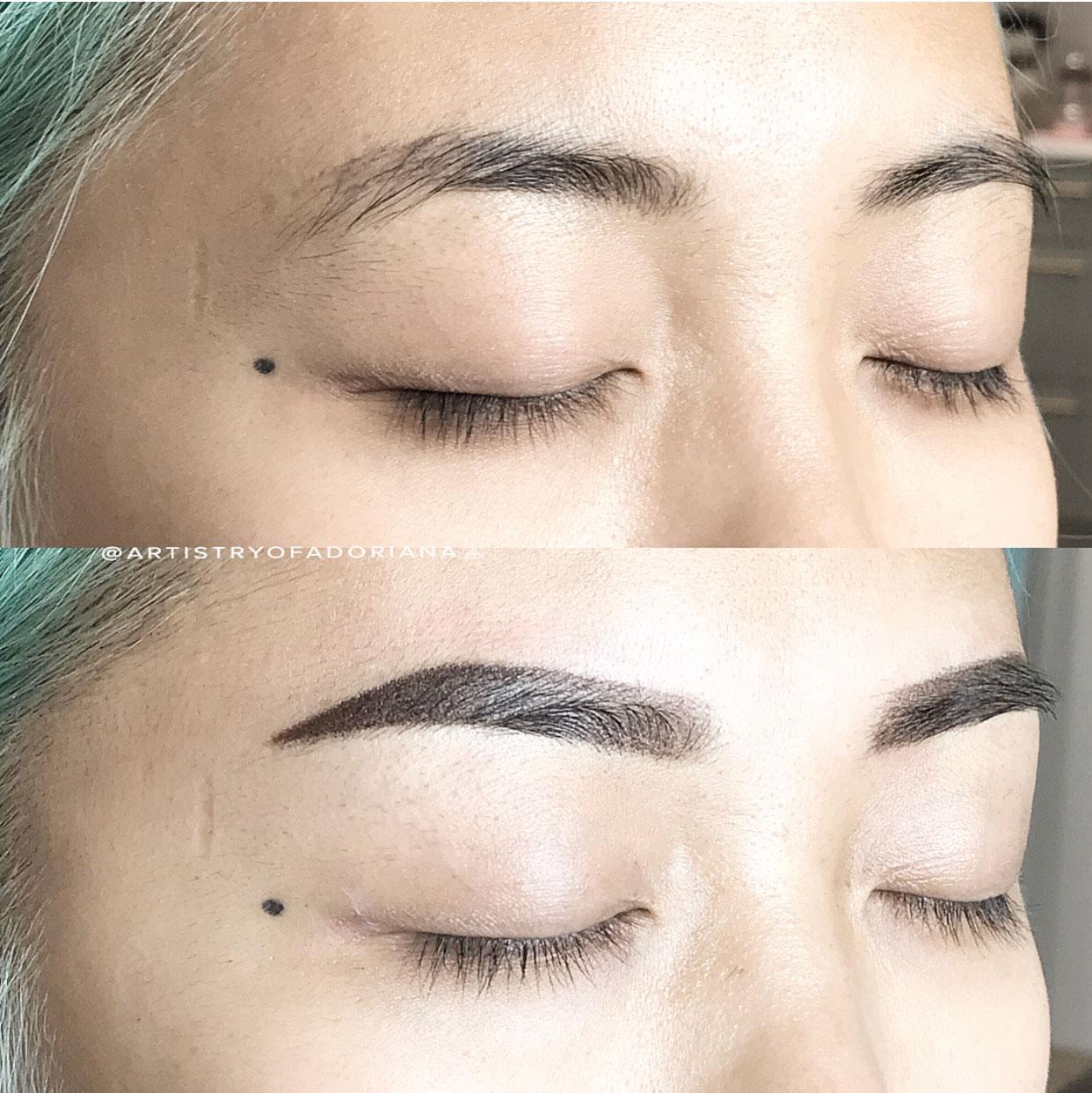 Vancouver Eyebrow: Microblading, Ombre Powder Brows