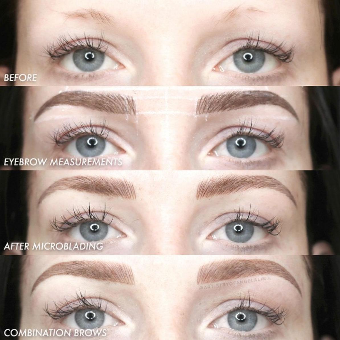 Vancouver Eyebrow: Microblading, Ombre Powder Brows
